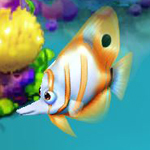 Finding Nemo Combination Fish #1