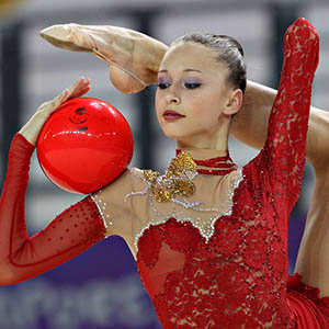 Ball in Rhythmic Gymnastics