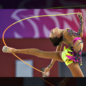 The Rope in Rhythmic Gymnastics